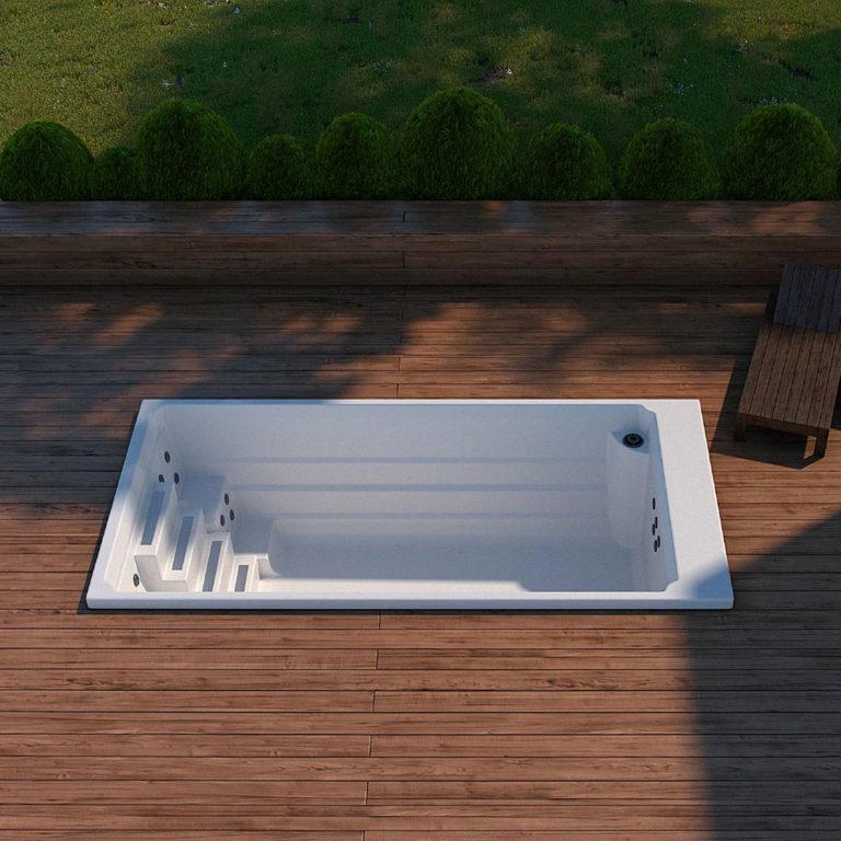 Idol Spas bazény Swim Spa Pool